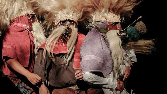 Conoce la compleja danza mexicana de los tastuanes