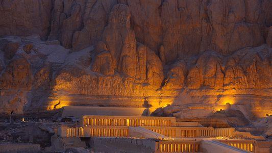 Este templo honra a una reina egipcia que se autoproclamó faraón