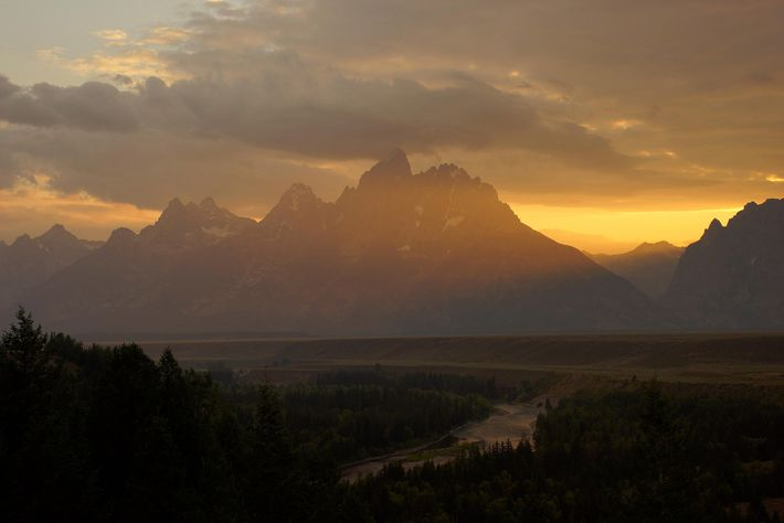 Teton Crest Trail, Wyoming