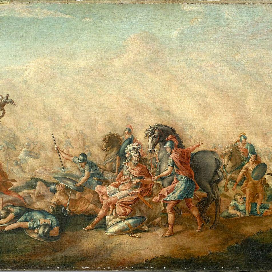 El papel clave de las tropas íberas en la batalla de Cannas