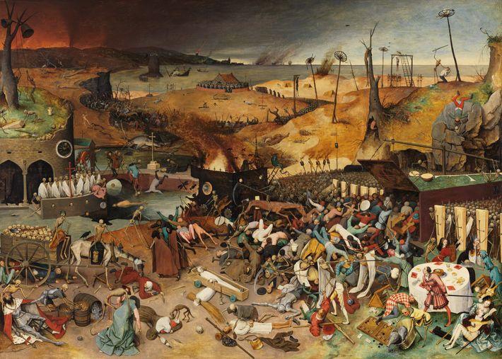 Epidemias historia
