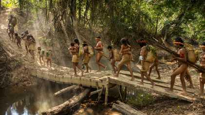 Así son las vidas de las comunidades indígenas amazónicas amenazadas en Perú y Brasil