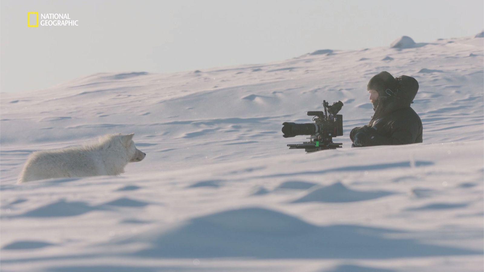 Planeta Hostil- detrás de las cámaras