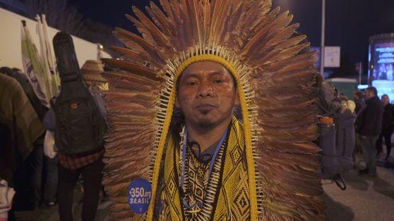 COP25: Los pueblos indígenas se hacen oír en la Castellana