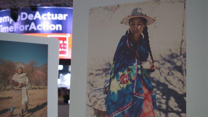 COP25: Mujeres rurales que luchan por sus derechos