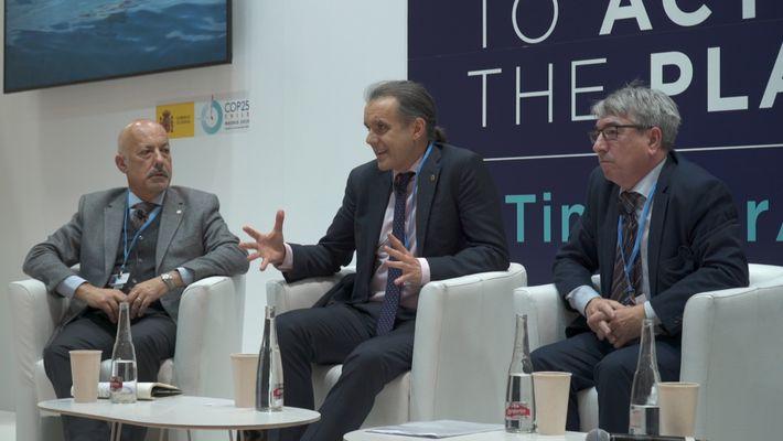 COP25: El explorador de National Geographic Enric Sala participa en la conferencia 'Mar Mediterráneo y cambio ...