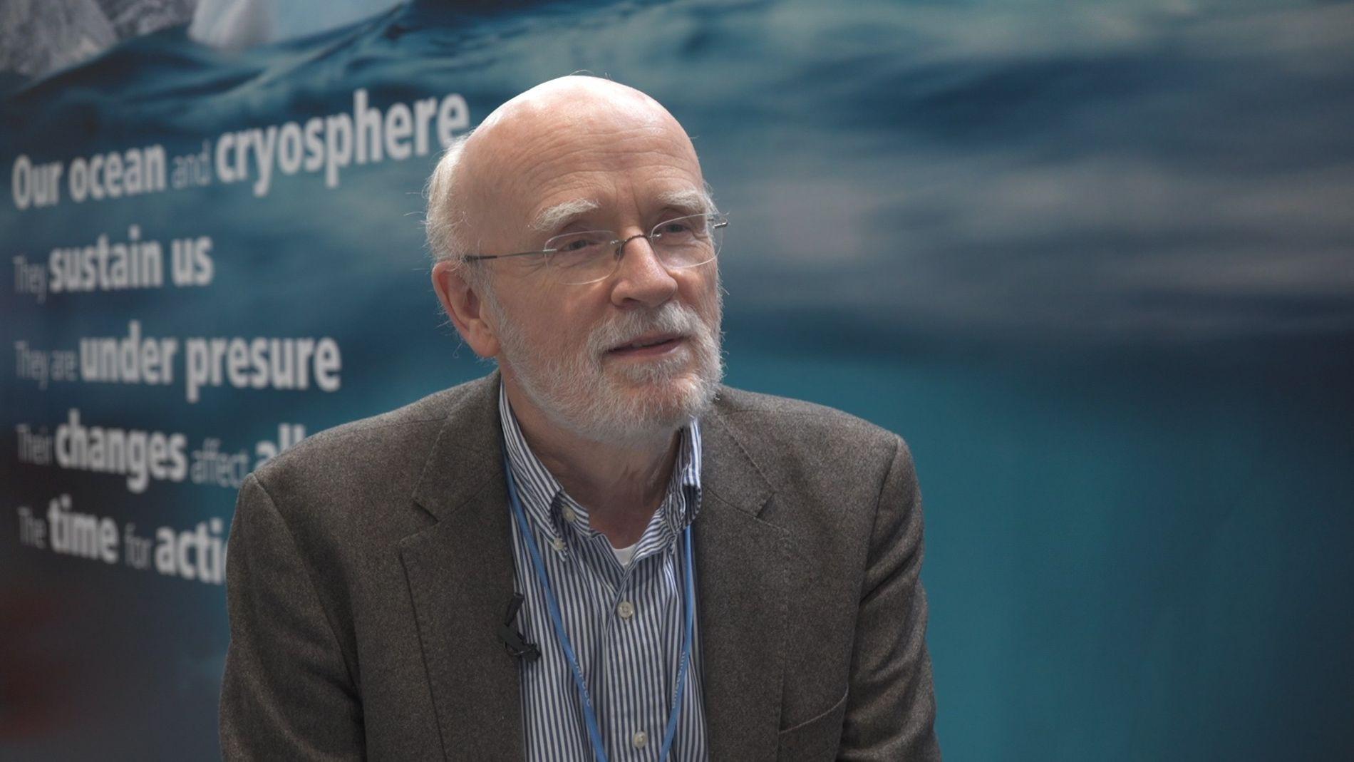 COP25: Entrevista a Hans-Otto Pörtner, copresidente del Grupo II del IPCC