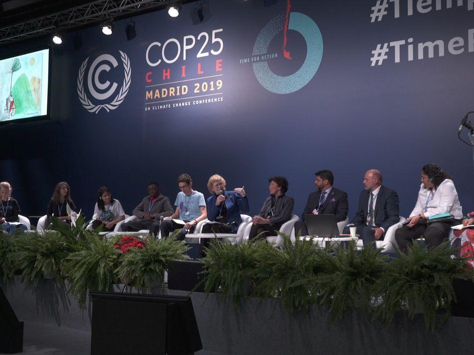 COP25: Declaración sobre los Niños, Niñas, Jóvenes y la Acción Climática