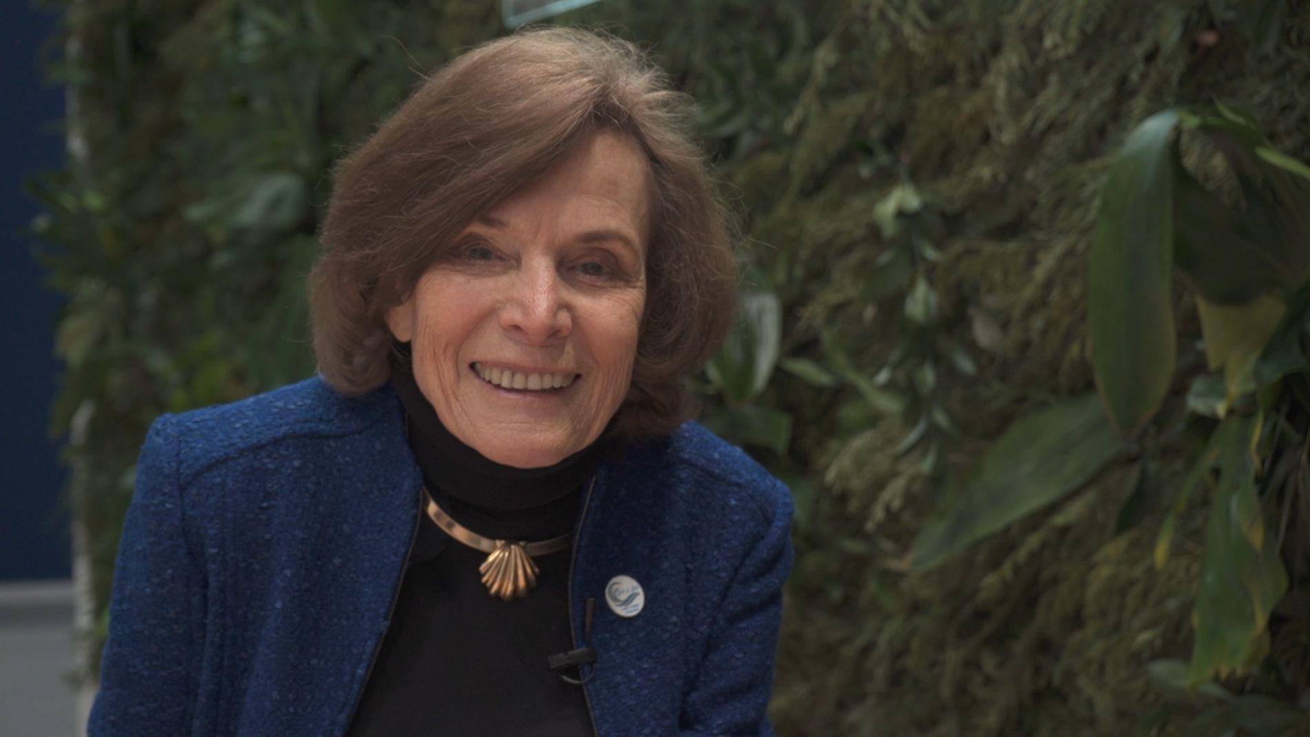 Blue COP: Entrevistamos a Sylvia Earle, oceanógrafa y exploradora de NatGeo