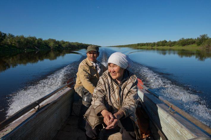 Nikolai y Svetlana Yaglovsky