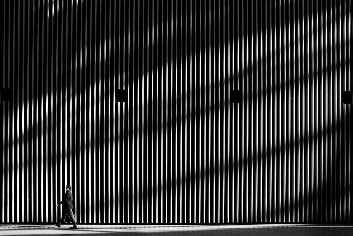 Una sombra dinámica
