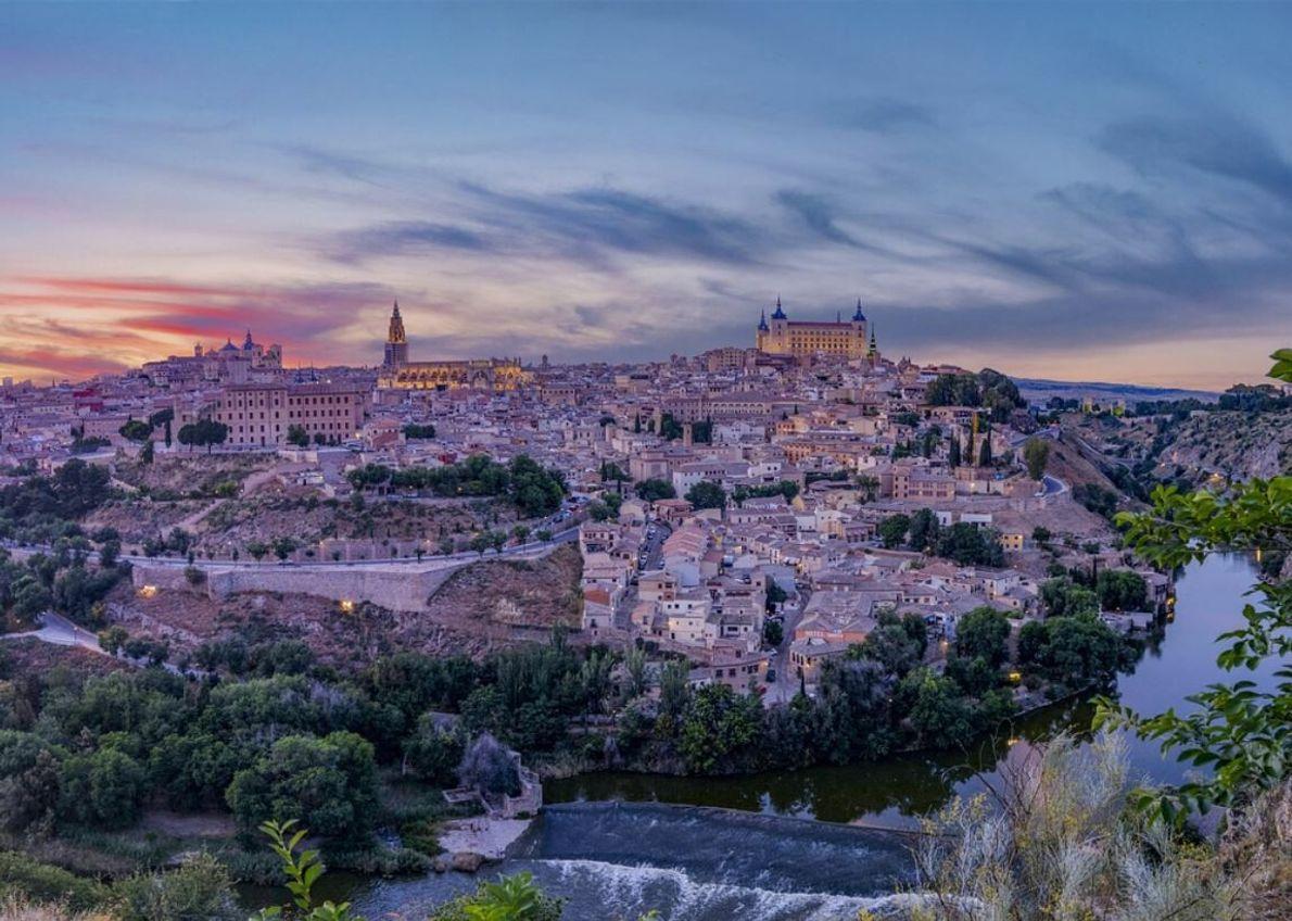 Lugares Patrimonio Humanidad España 12 Toledo