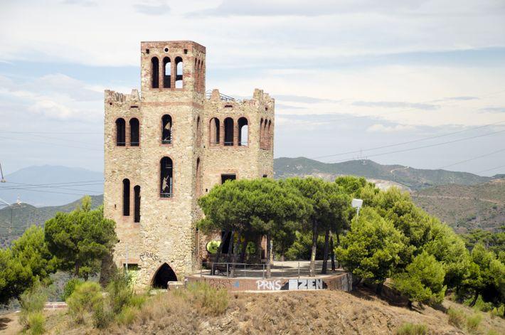 Castell de la Torre Baró