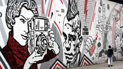 Siete ciudades en las que admirar el arte callejero