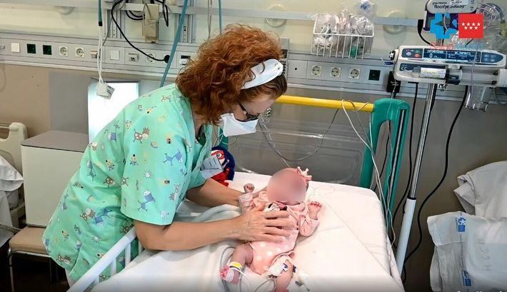 Trasplante bebe