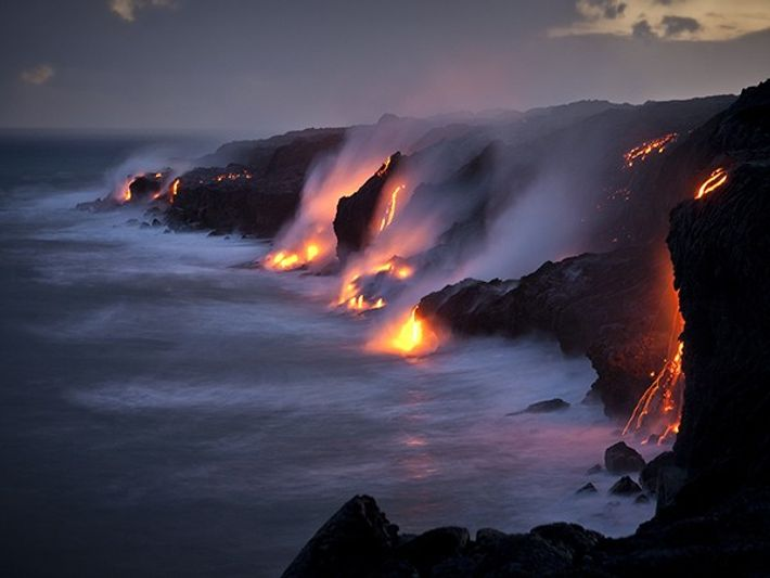 Explora el Hawai'i Volcanoes National Park, islas Hawái