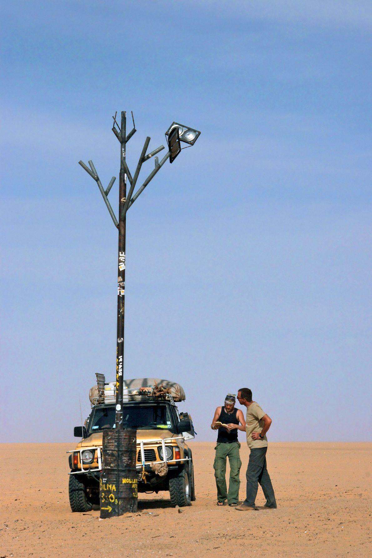 Árbol de Ténéré, Níger