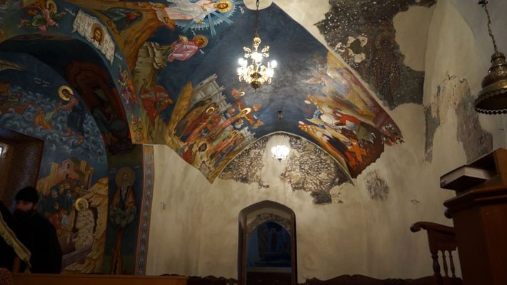 Estos cañones y cuevas conservan la historia cristiana en el Líbano