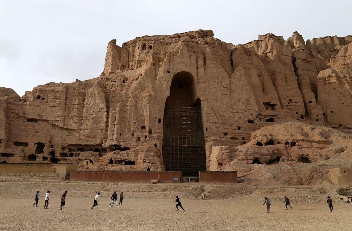 Valle de Bāmiyān, Afganistán