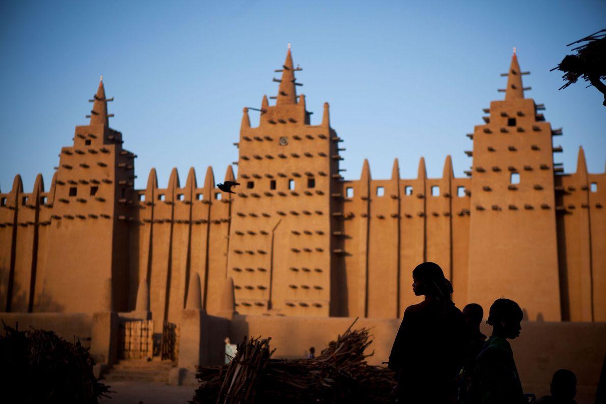 Ciudades Antiguas de Djenné, Malí