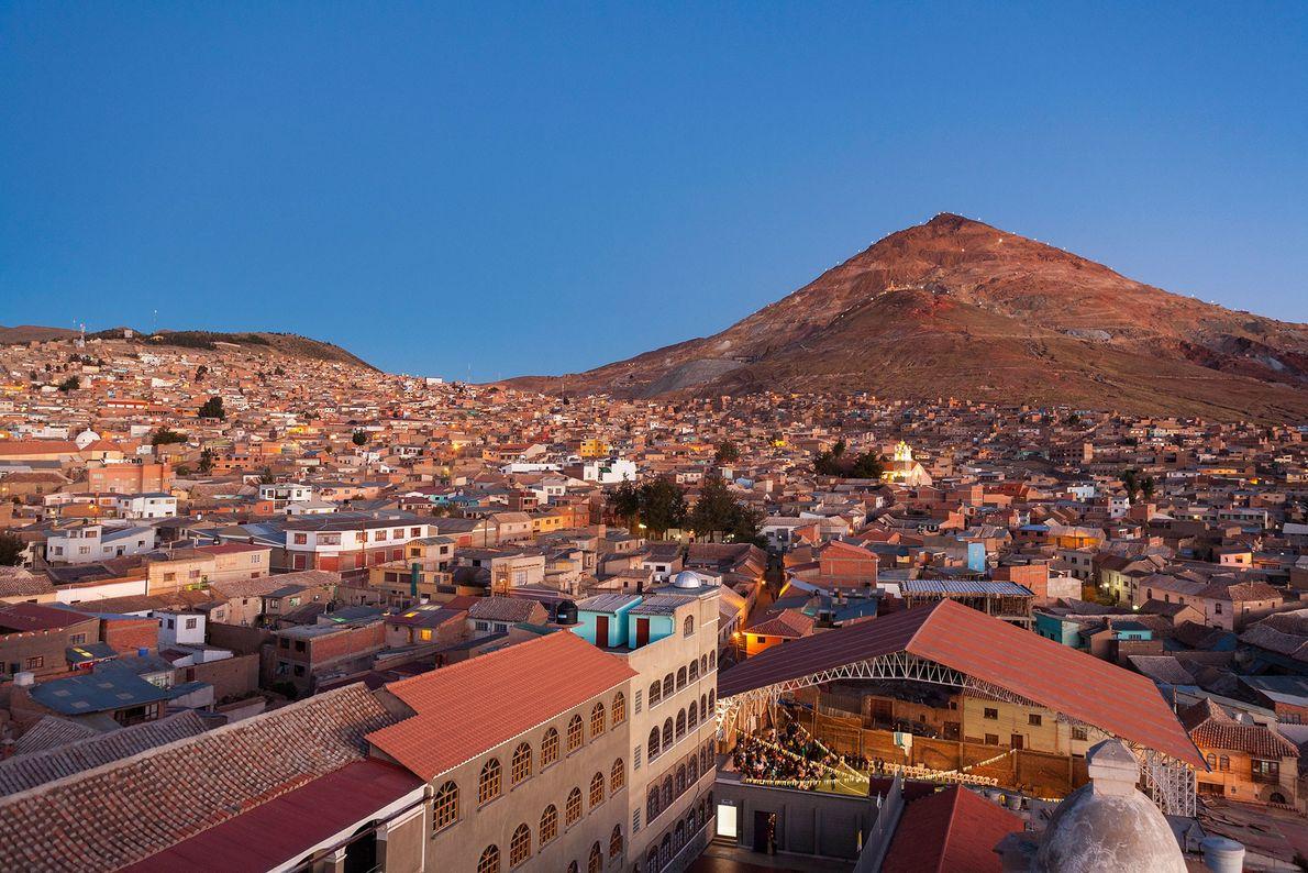 Ciudad de Potosí, Bolivia