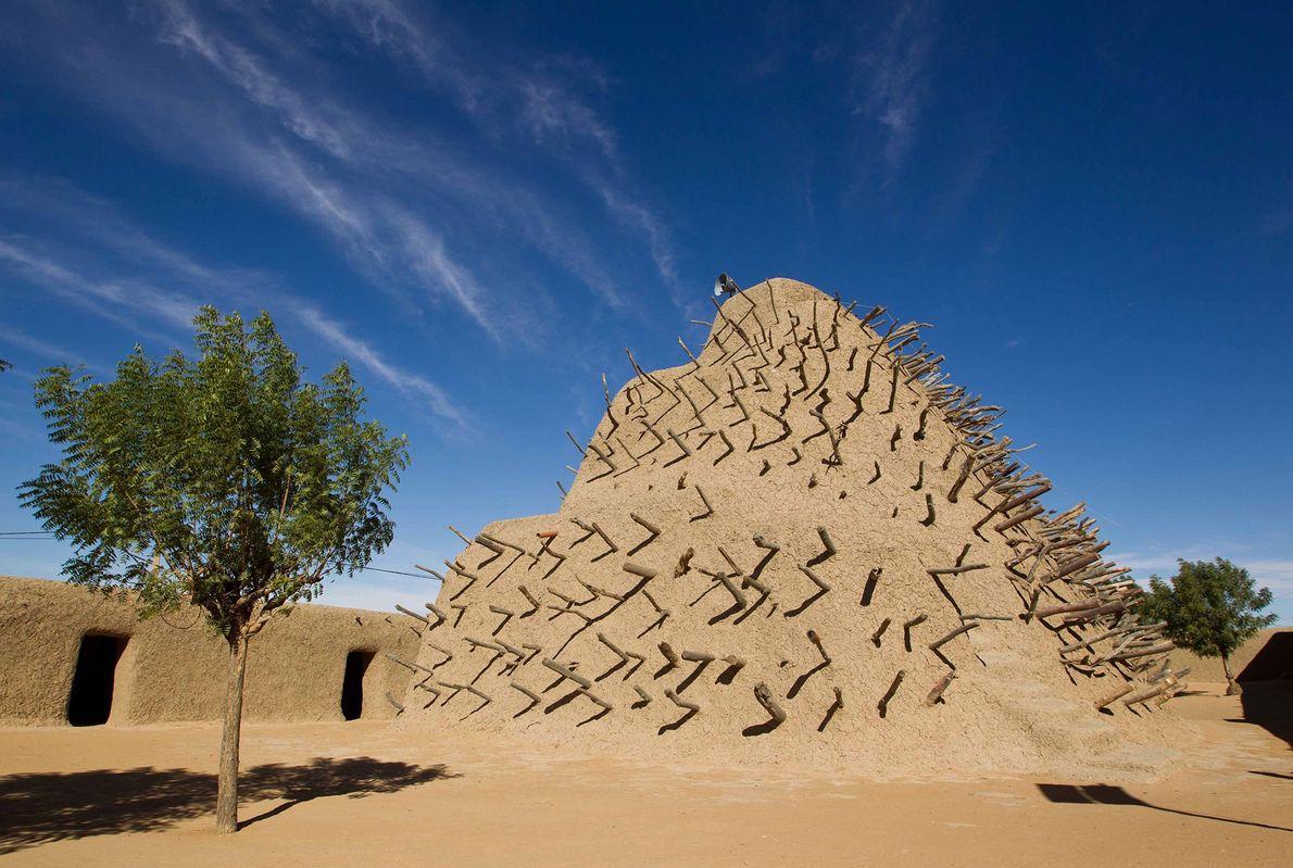 Tumba de los Askia, Malí