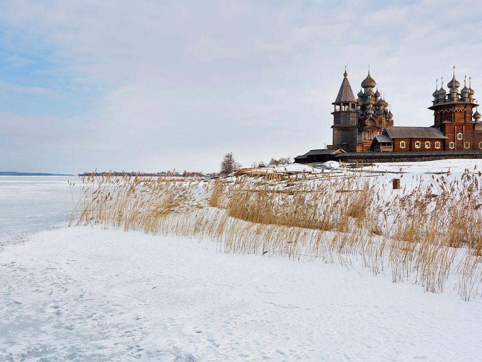 Los tesoros culturales y naturales de Rusia