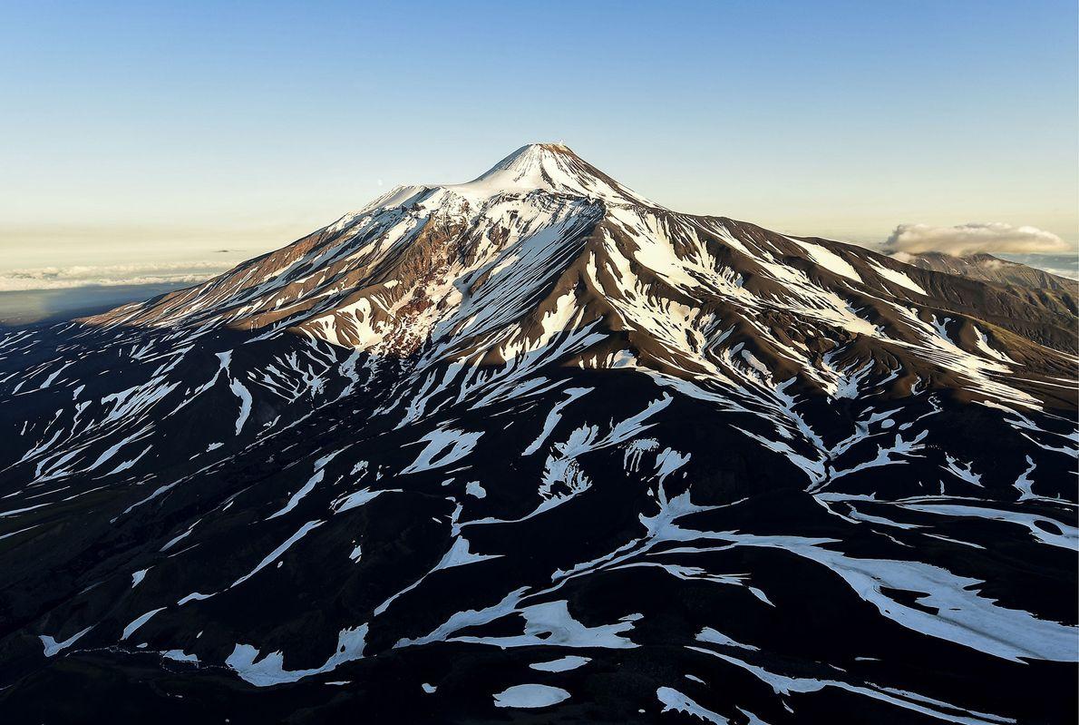 Volcanes de Kamchata