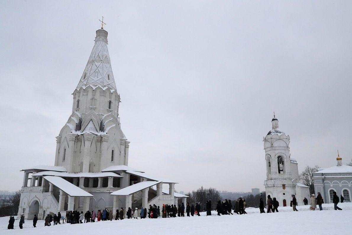 Iglesia de la Ascensión de Kolomenskoye