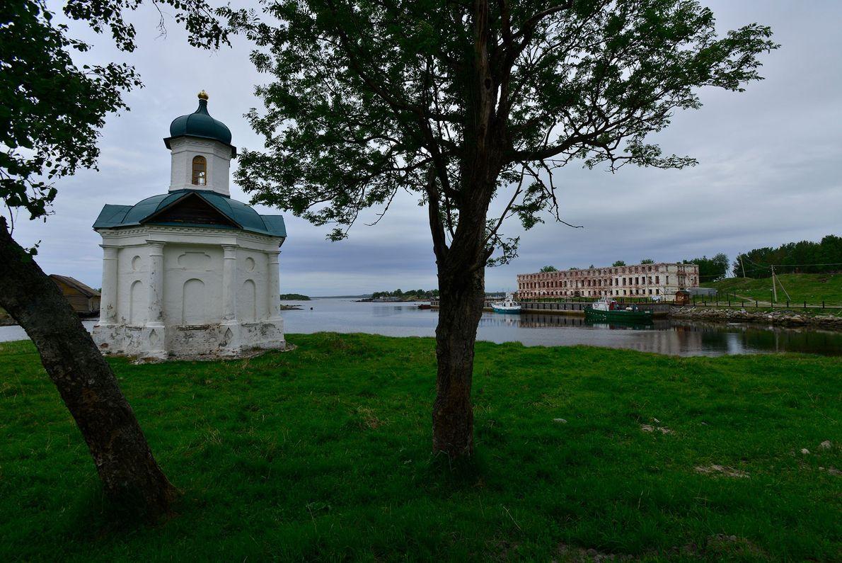 Islas Solovetsky