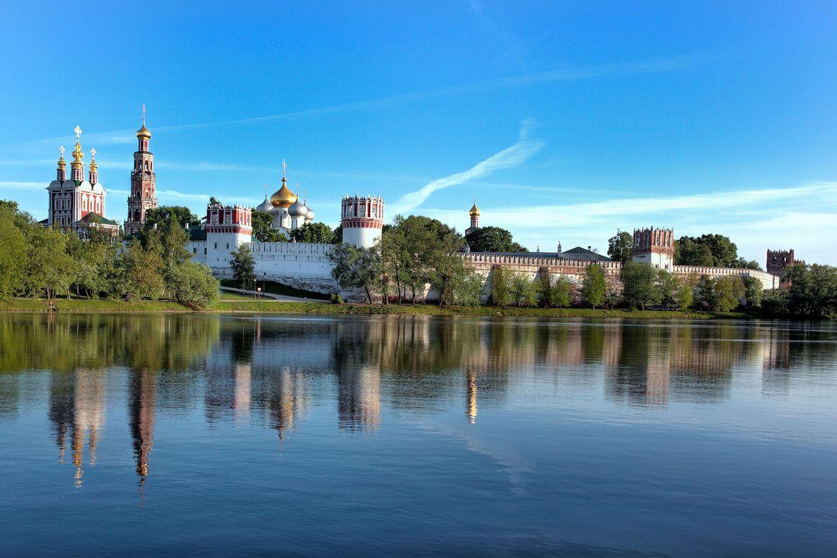 Convento de Novodevichy