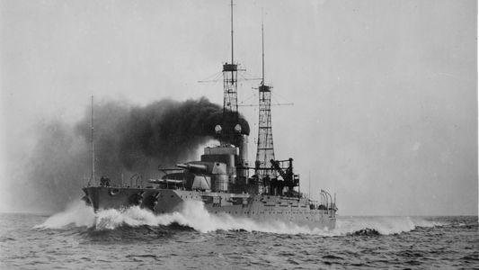 Encuentran los restos del USS Nevada, el barco que sobrevivió a todo hasta que lo hundió ...