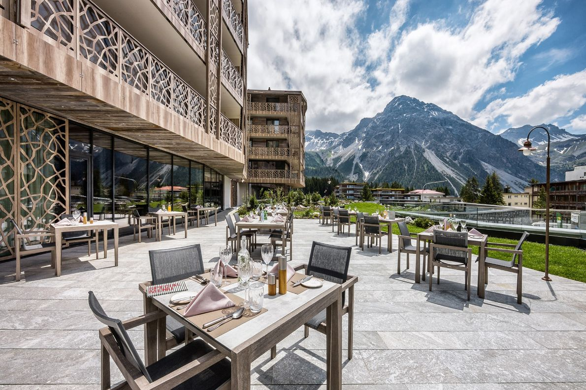 Valsana Hotel & Appartements, Suiza