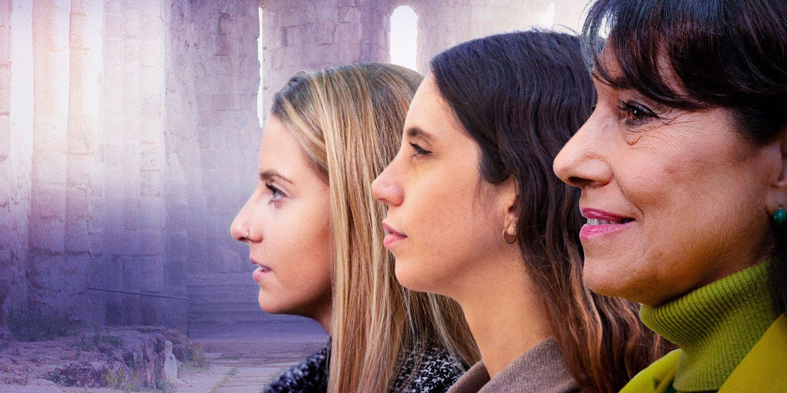 Palabra de Mujer: tres historias para inspirar a toda una generación