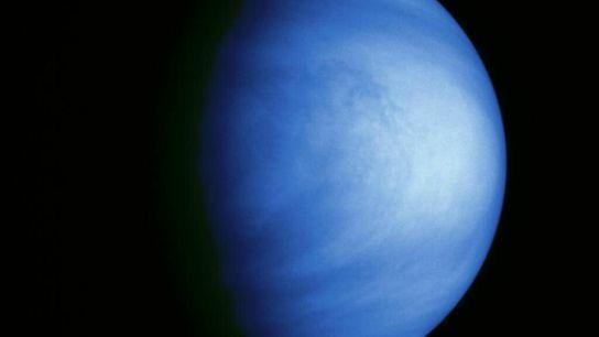 Imagen de Venus sacada por la sonda Galileo