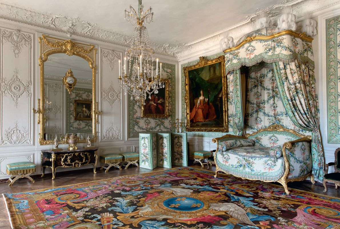 Madame Victoire, one of Louis XV's eight daughters, lived at the palace until the Revolution. Previously ...