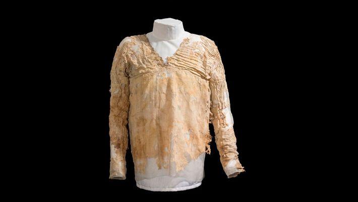 Vestido más antiguo del mundo