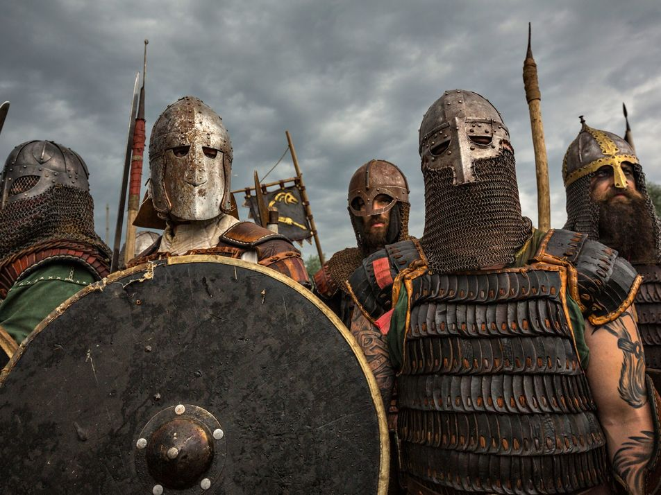 Un equipo científico recurre al ADN para explorar las raíces genéticas de los vikingos