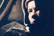 El astronauta Ed White