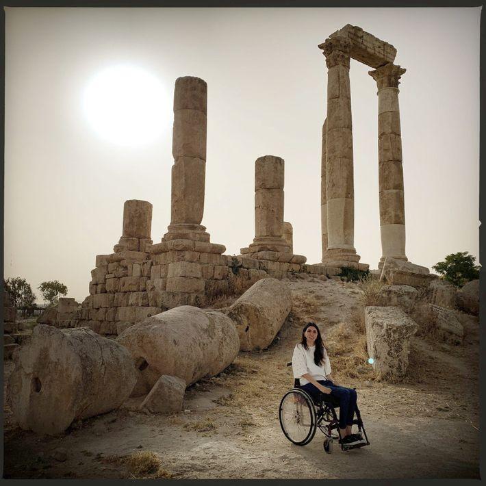Defensora de la accesibilidad, Jordania