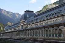 Estación de Canfranc 01