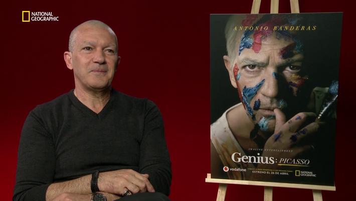 Genius: Picasso – Entrevista con Antonio Banderas