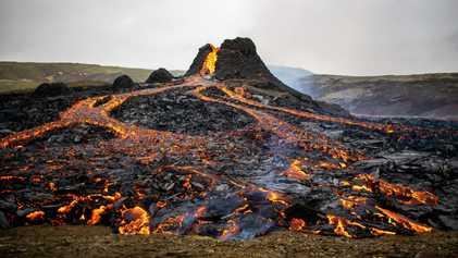 Esta erupción podría ser el comienzo de décadas de actividad volcánica en Islandia