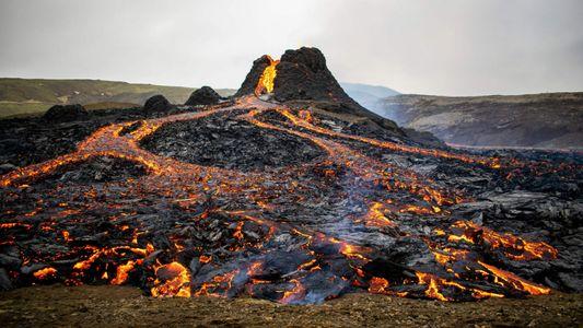VÍDEO EN DIRECTO: La erupción del volcán Geldingadalir en Islandia