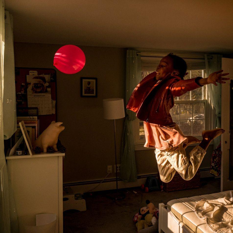 32 fotografías de National Geographic que muestran momentos optimistas de la pandemia