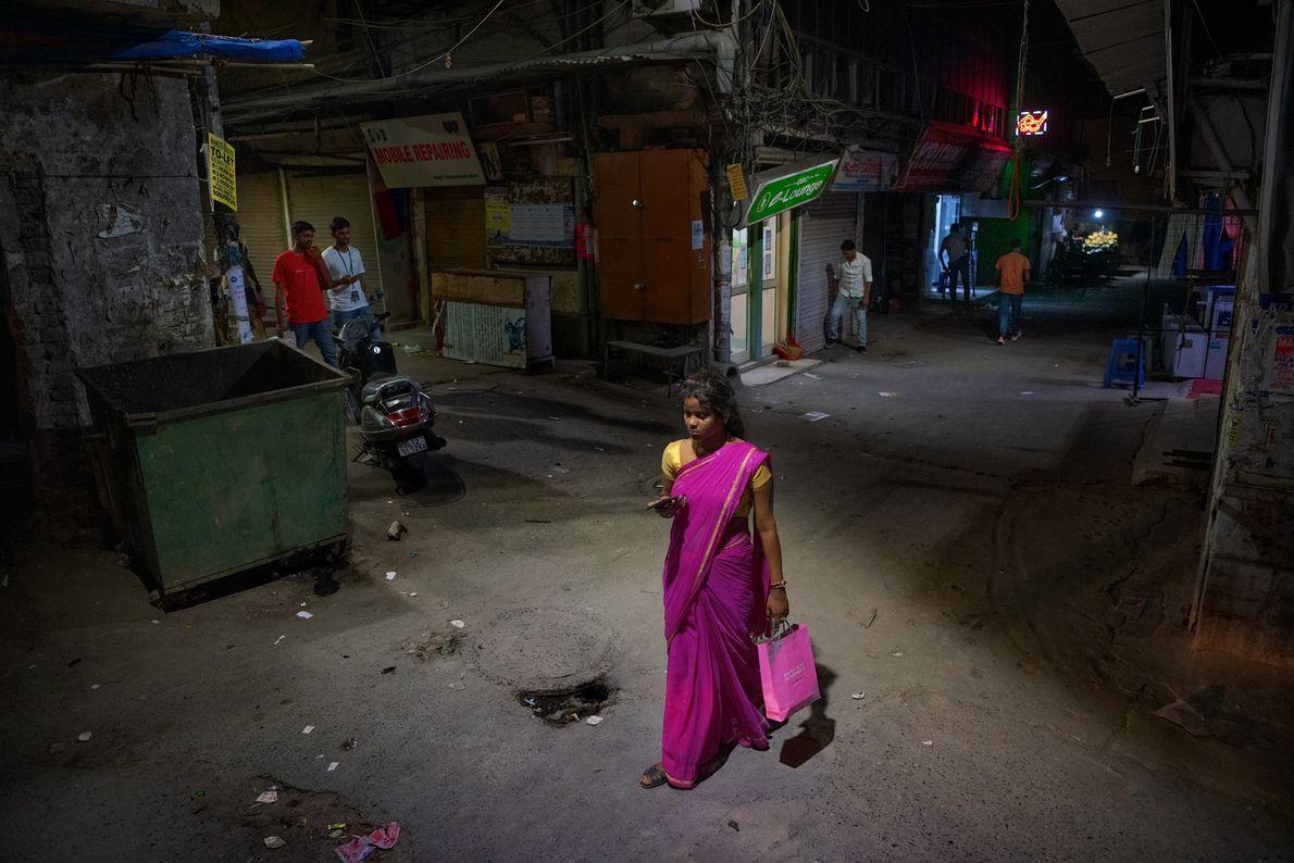 Las mujeres de la India demandan —y consiguen— calles más seguras