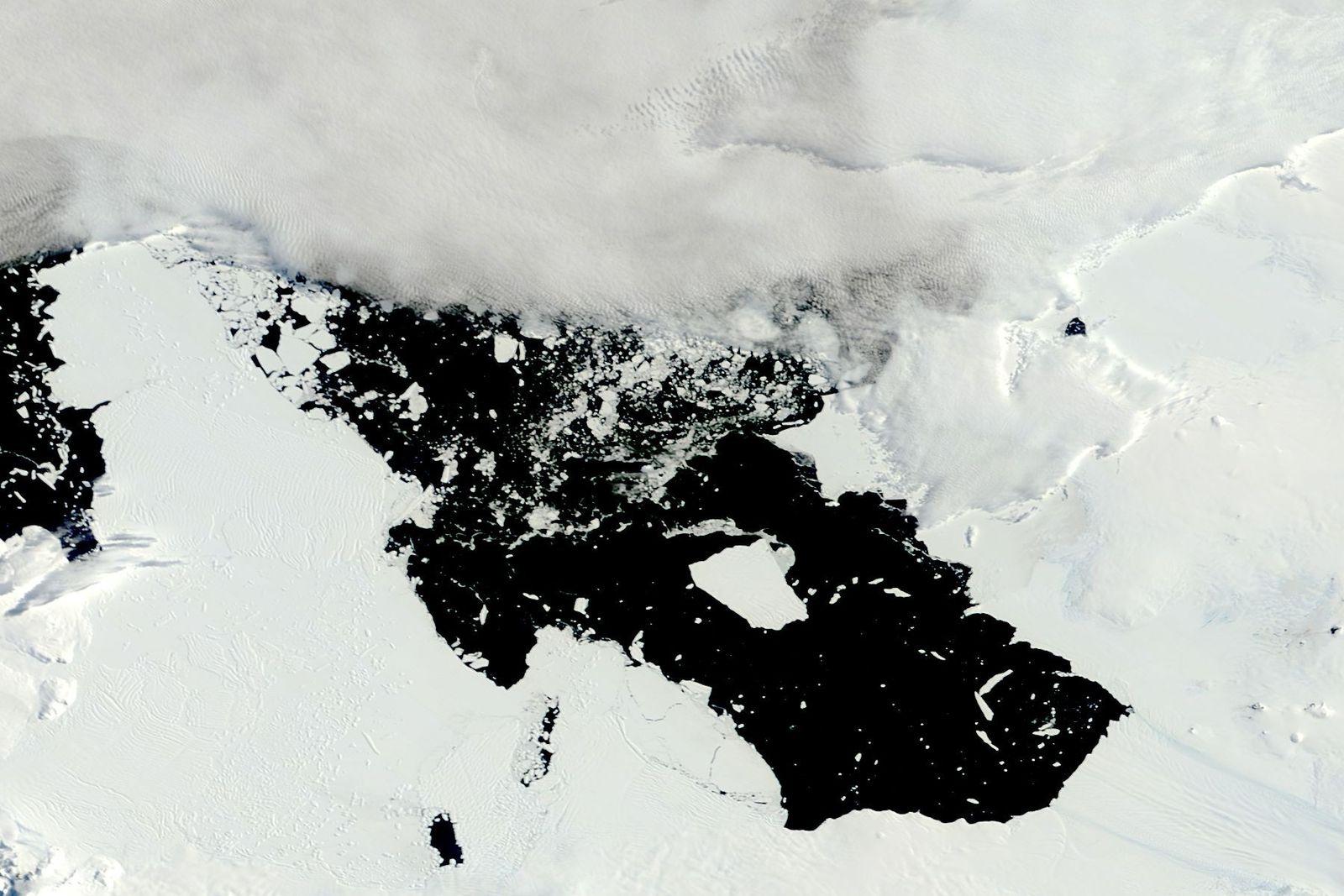 Glaciar Isla Pine