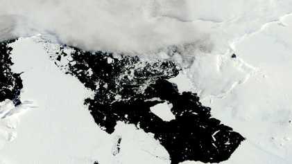 La Antártida Occidental está derritiéndose y es culpa nuestra