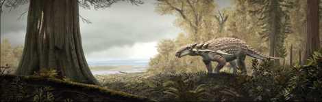 Un paleoilustrador español galardonado con el Lanzendorf-National Geographic Paleoart Prize