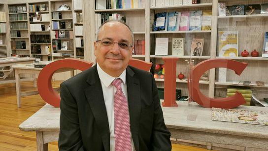 Juan Lerma, neurocientífico